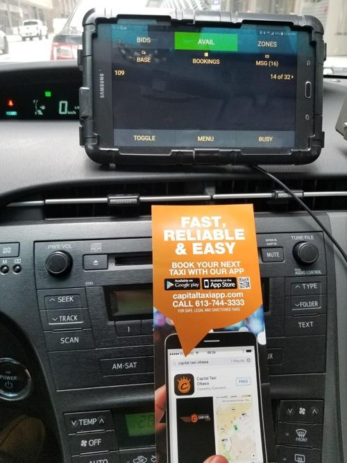 Capital Taxi Mission